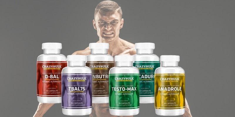 Les meilleurs steroides anabolisants (légaux)