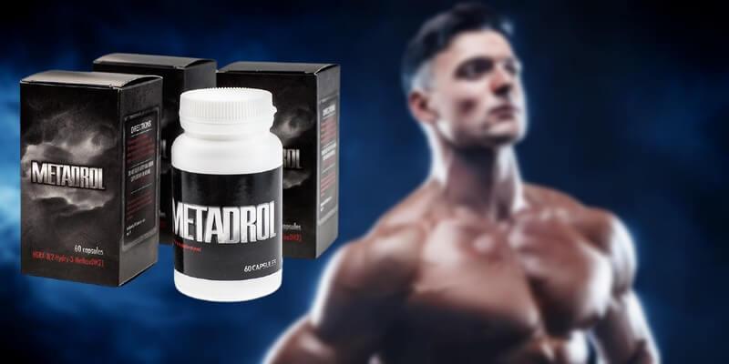 Metadrol - Avis du complément pour prendre du muscle