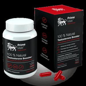 Prime Male - Boostez votre libido avec le supplément